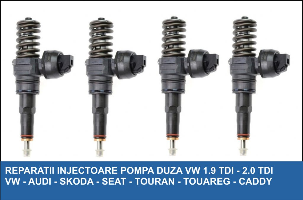 Reparatii Injectoare Pompe Duze - Pompa Duza (PD)